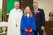 Sacred Heart Middle School – 2016 Graduation