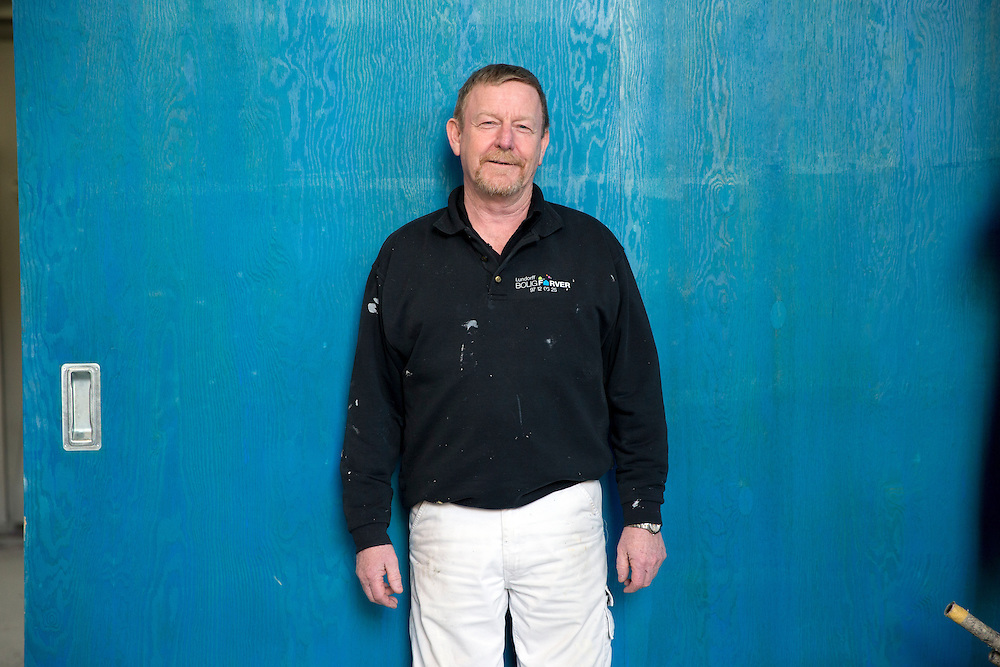 Tom Lundorff malermester i Herning