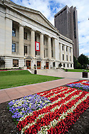 Ohio Statehouse in Columbus, Ohio
