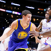 10-07 WARRIORS AT CLIPPERS