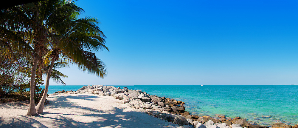 Fort Zachary Beach Florida