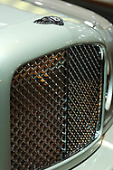 Bentley Arnage Front Grill.Melbourne International Motorshow, .Melbourne Exhibition Centre. Clarendon St, Southbank, Melbourne .14th February 2006.(C) Joel Strickland Photographics.Use information: This image is intended for Editorial use only (e.g. news or commentary, print or electronic). Any commercial or promotional use requires additional clearance.