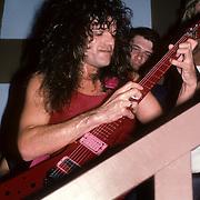 HURRICANE Hurricane , Jay Schellen, Kelly Hansen, Robert Sarzo, Tony Cavazo 1987