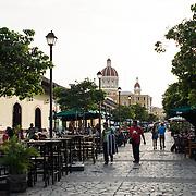 Calle La Calzada / Granada, Nicaragua