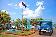 Playa Los Coloradas near Niquero, Granma Province, Cuba.