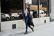 Model Off Duty, Outside Marissa Webb SS2017