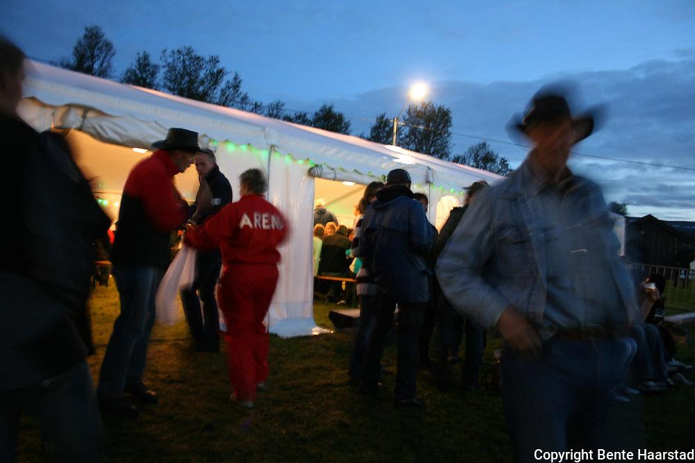 Tydalsfestival'n, fredag. Foto: Bente Haarstad