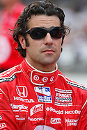 09 May 2009: 10 Dario Franchitti at the Indianapolis 500 Carb Day and Pit Stop Challenge. Indianapolis, Indiana.