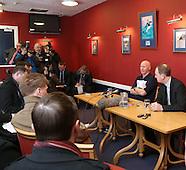25-02-2013- John Brown press conference