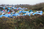 The refugee camp in Calais known as Le Jungle has 7000 refugees and economic migrants from acrodd Asia and the middle East.