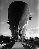 1961-30/11 Irish Rowan at Dockyard