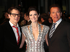 JAN 22 2013 The Last Stand premiere in London