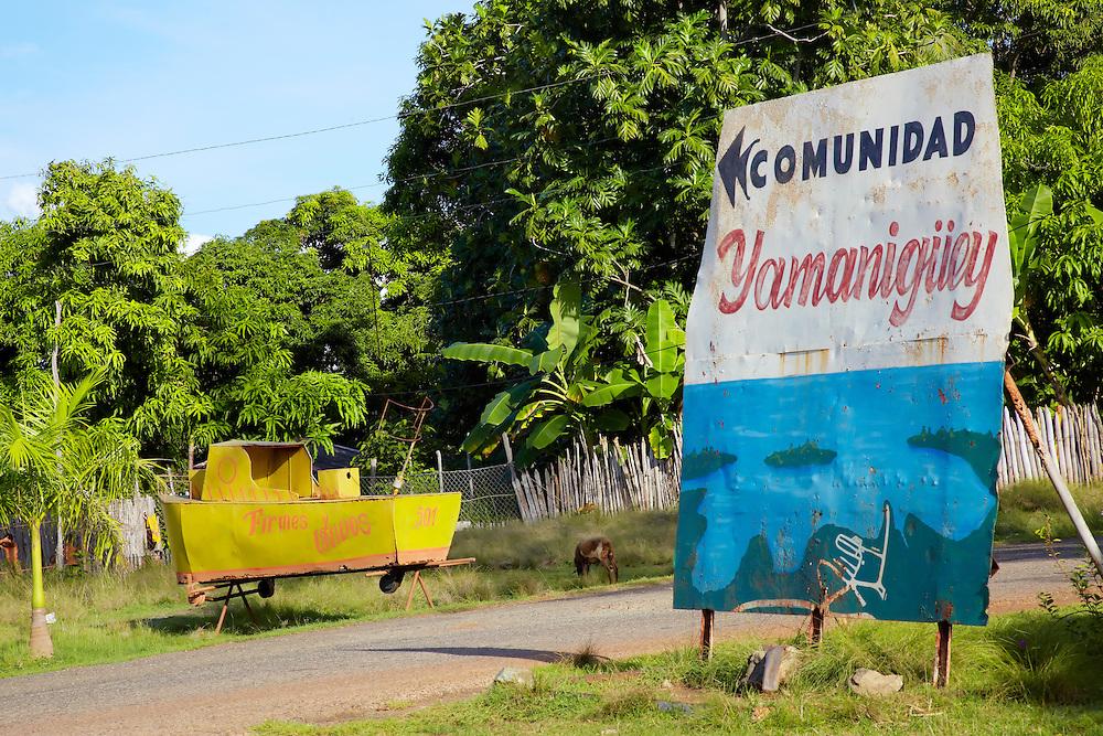 Yamaniguey east of Moa, Holguin, Cuba.
