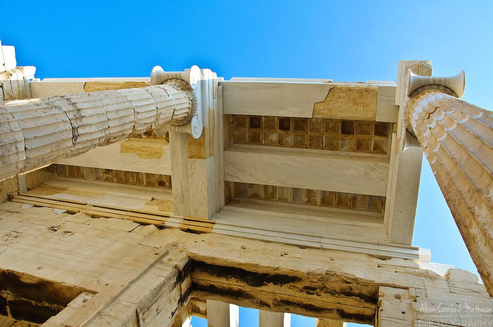 The Propylaea of the Acropolis  Alison Cornford-Matheson
