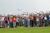 3rd Heatrow Runway protest