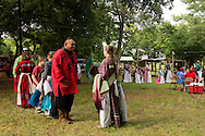 Caddo Indians, Native Americans, Caddo Nation Vice Chairman Philip Smith, J T Morrow Pow Wow, Caddo Princess Kira Poole, Binger, Oklahoma