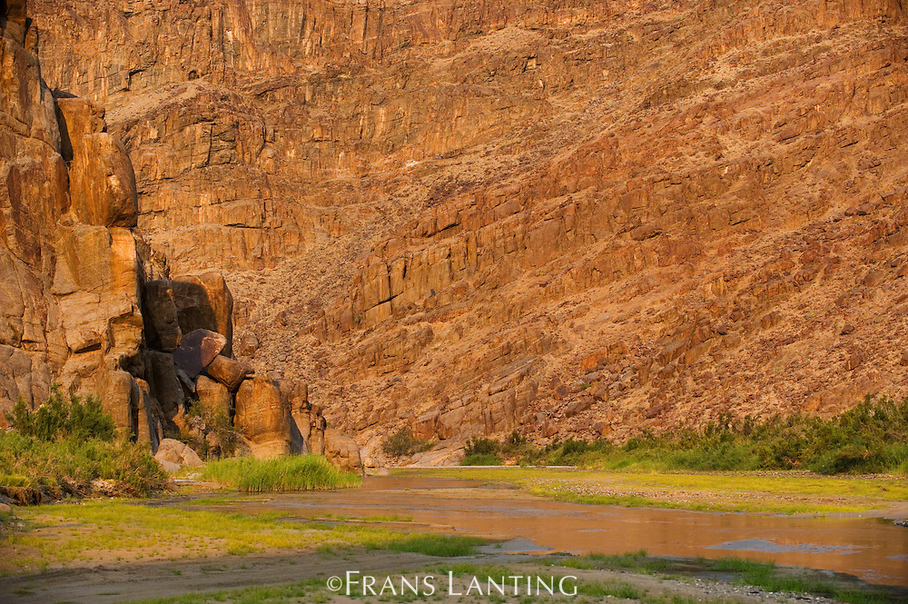 Hoarusib river gorge, Puros Conservancy, Damaraland, Namibia