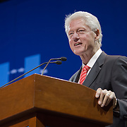 President Bill Clinton speaks at CGI-U at UCSD in San Diego. Event photography by Dallas event photographer William Morton.