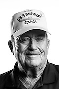 Chuck Hay<br /> Navy<br /> O-5<br /> Pilot<br /> 03/68 - 1991<br /> Vietnam War<br /> <br /> <br /> Model Release: Yes<br /> Photo by: Stacy L. Pearsall