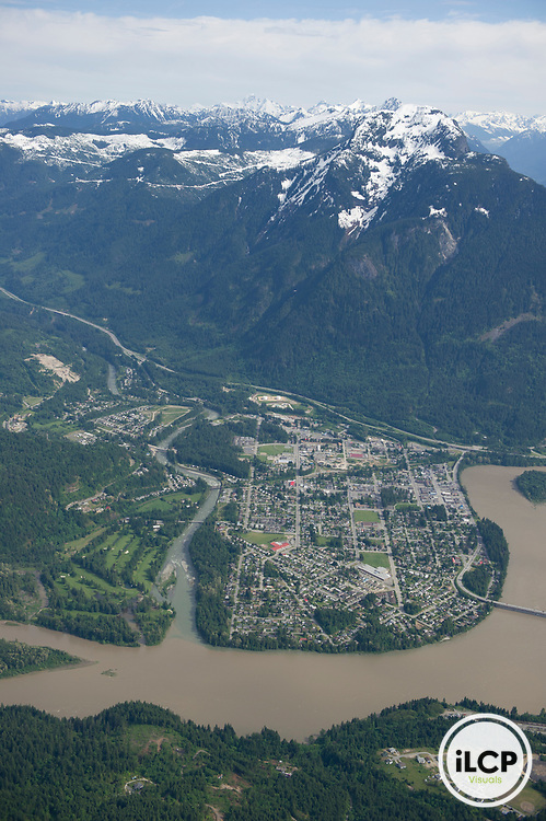 The city of Hope, BC.