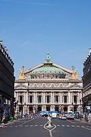 Paris Opéra Paris France in May 2008