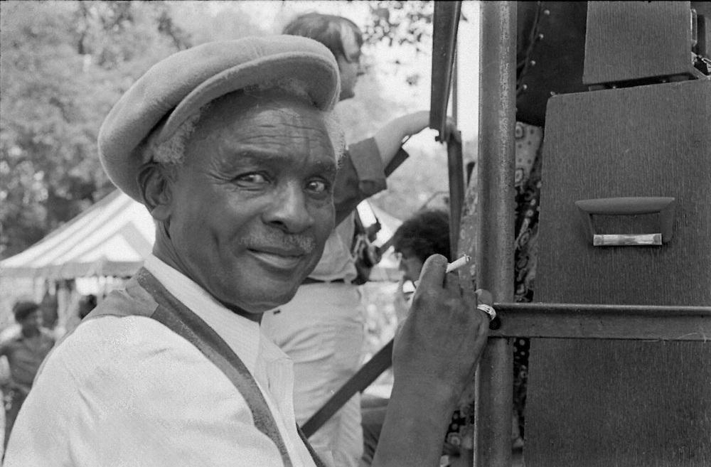 Babe Stovall, blues singer
