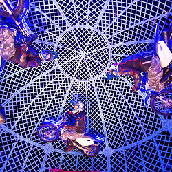 Cirque Berserk! photocall at the Festival Theatre, Edinburgh.