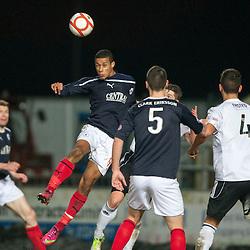 Falkirk 2 v 0 Livingston, 19/2/2013.