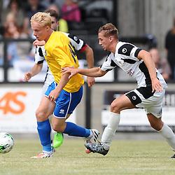 Bristol Rovers' Ryan Broom  - Photo mandatory by-line: Joe Meredith/JMP - Mobile: 07966 386802 - 11/07/2015 - SPORT - Football - Salisbury - Raymond McEnhill Stadium - Pre-Season Friendly