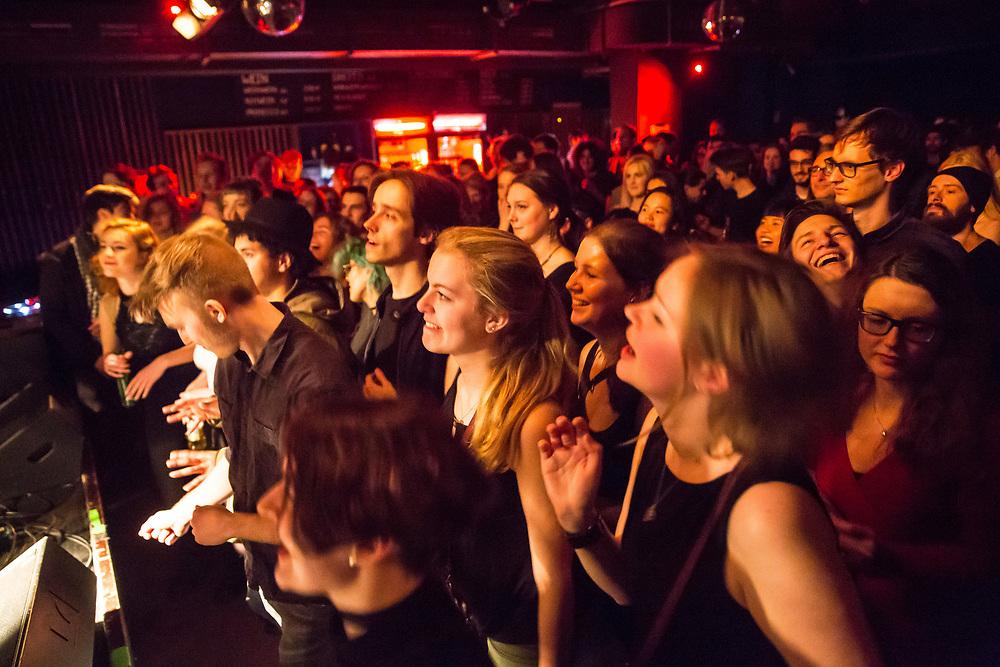 BIMM Berlin - End of Term Gig at Musik & Frieden, Berlin-Kreuzberg, 16/03/2017, © Christian Jungeblodt