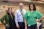 Hosparus Health celebrates the launch of its new brand and expanded services at an invitation-only kick-off party Friday, March 17, 2017, at the Hilton Garden Inn Louisville Airport. (Photo by Brian Bohannon)