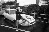 24/04/1967 Mary Quant Launches Cosmetics