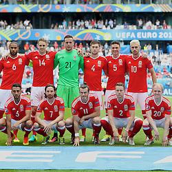 160611 Euro 2016 Day 6 Wales v Slovakia