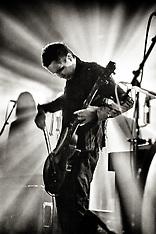 Sigur Ros at The Bill Graham Civic Auditorium - San Francisco, CA - 4/17/13