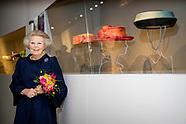 Prinses Beatrix der Nederlanden opent woensdagmiddag 22 maart in museum Paleis Het Loo in Apeldoorn