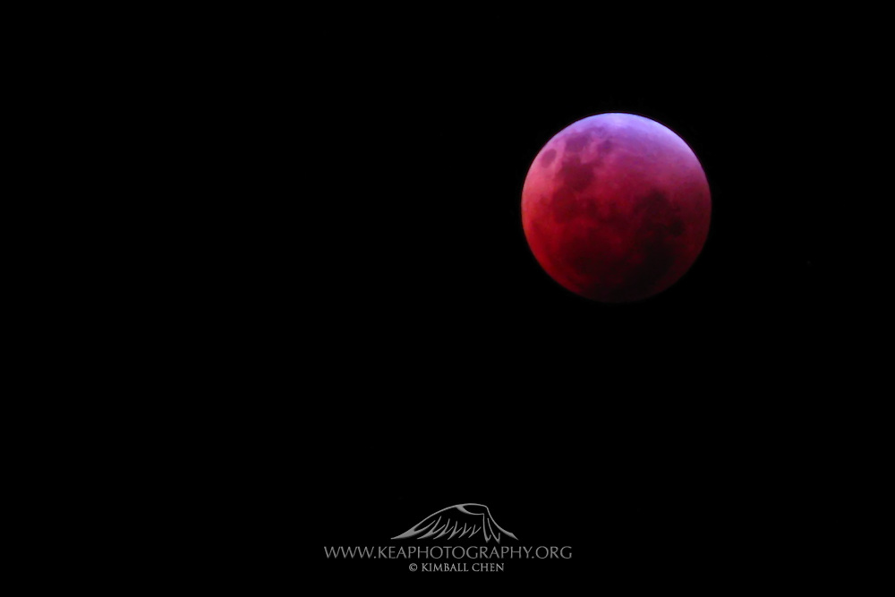 God made two great lights - the greater light to govern the day and the lesser light to govern the night.  - Genesis 1:16<br /> <br /> (photo taken during the lunar eclipse on August 27, 2007 at 9:56pm, at Invercargill, New Zealand)