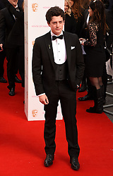 Aneurin Barnard  attends The House of Fraser British Academy Television Awards at The Theatre Royal, Dury Lane, London on Sunday 10 May 2015
