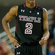 12/30/11 Newark DE: Temple Freshman Guard #2 Will Cummings during a NCAA basketball game against Delaware Friday, Dec. 30, 2011 at the Bob carpenter center in Newark Delaware.<br /> <br /> Rahlir Jefferson-Hollis led the Owls with 13 points and eight rebounds, Anthony Lee added a career-high 12 points, seven rebounds, and three blocks, Juan Fernandez contributed 11 points, and Ramone Moore chipped in with 10 points and a game-high six assists.