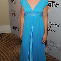 Soledad O'Brien at the BET Inaugural Gala, held at the Mandarin Oriental Hotel in Washington, DC
