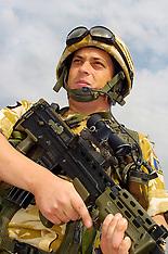 Op Telic Iraq - March 2005