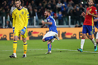 06.10.2016 - Torino - Qualificazioni Mondiali Russia 2016 - Italia-Spagna - Nella foto : Daniele De Rossi - Nazionale italiana di Calcio