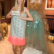 LONDON, ENGLAND - OCTOBER 06:  Poppy Delevingne attends a dinner to celebrate luxury Spanish fashion house Delpozo hosted by Poppy Delevingne at Moda Operandi on October 6, 2014 in London, England.  Photo by Antony Jones