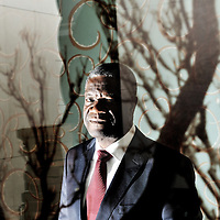 Denis Mukwege, a Congolese gynecologist. He founded and works in Panzi Hospital in Bukavu, where he specializes in the treatment of women who have been gang-raped by rebel forces. Mukwege has become the world's leading expert on how to repair the internal physical damage caused by gang rape