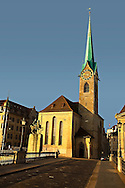 Fraumunster, Zurich Switzerland