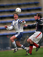 Scotland - Finland 21.4.1998