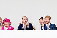 12-6-2016 LONDON - The Patron's Lunch British Royal Family Queen Elizabeth, The Prince of Wales Charles, The Duchess of Cornwall Camilla, The Duke and Duchess of Cambridge, Prince Andrew and Princess Anne in London, United Kingdom elizabeth charles camilla george willliam kate  COPYRIGHT ROBIN UTRECHT