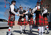 High Desert Pipes and Drums, St. Patrick's Day