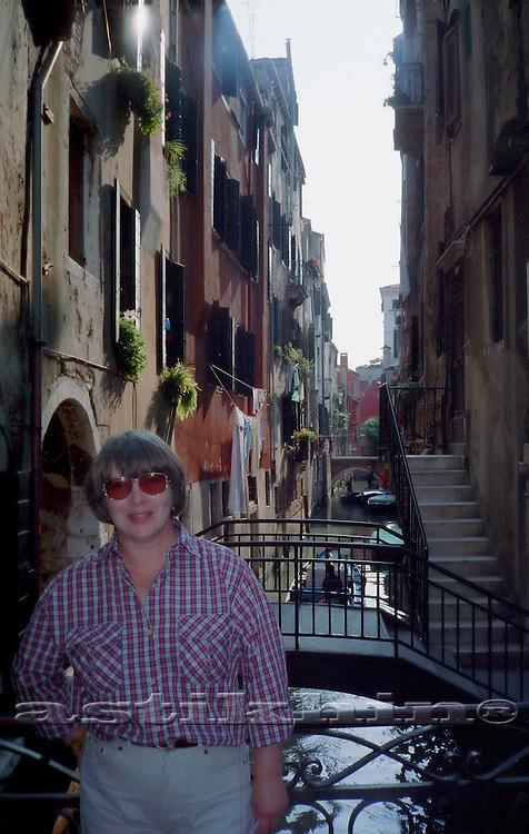 Venetian canal