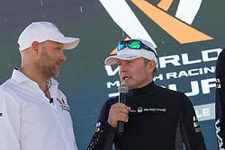 7th March 2016. Fremantle, WA. World Match Racing Tour.