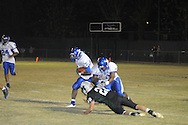 Water VAlley vs. Mooreville in high school football action on Friday, October 29, 2010.
